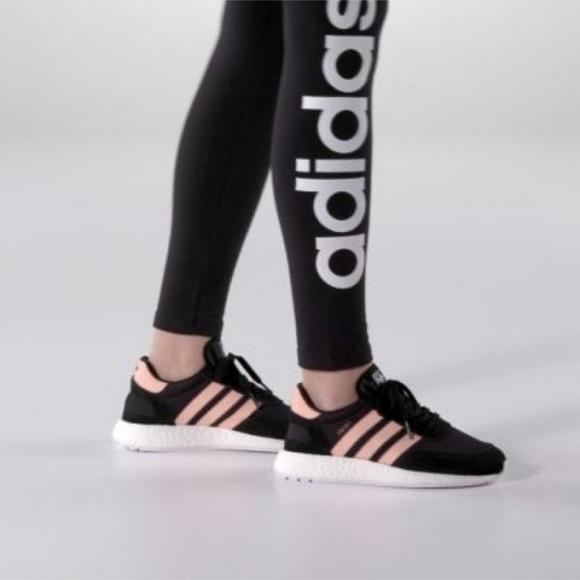 ba2061f26bd adidas Shoes - ADIDAS INIKI RUNNER BLACK PINK Boost 8M